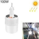 03-TD 100W 42 LEDs SMD 5730 Lighting Emergency Light Solar Rechargeable LED Bulb Light Camping Light with Battery Display