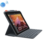 Logitech iK1053 SLIM FOLIO Protective Case with Intergrated Bluetooth Keyboard for iPad 9.7 2018 / 2017 / A1893 / A1954 / A1822 / A1823