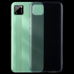 For OPPO Realme C11 0.75mm Ultra-thin Transparent TPU Soft Protective Case