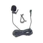 ZJ015MR SM Terminal Head Car Navigation DVD External Paste Microphone, Length: 3m