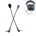 ZJ033MR-03 17cm 4 Level Pin 3.5mm Angle Head Plug Gaming Headset Sound Card Live Microphone