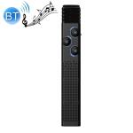 M11 Bluetooth 4.2 Mobile Phone Wireless Bluetooth Karaoke Microphone Speaker(Black)