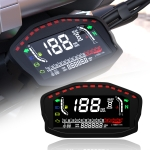 CS-1089A1 Motorcycle Modified Multi-function LCD Color Screen Odometer Tachometer
