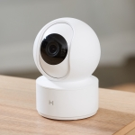 IMILAB 016 1080P 360 Degree WiFi Smart Home Security IP Camera Baby Monitor, Global Version (White)