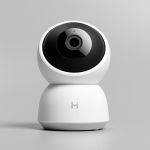 IMILAB 019 WiFi Smart Home Security IP Camera Baby Monitor(White)