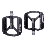 ZTTO Bike Pedal Ultralight Aluminum Alloy Bicycle Pedal (Black)