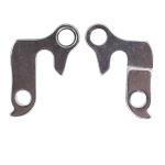 2 PCS ZTTO 005 MTB Road Bicycle Bike Alloy Rear Derailleur Tail Hook Parts