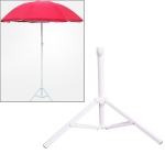 Outdoor Portable Fishing Umbrella Fixed Tripod Cross Folding Base, 45x8cm