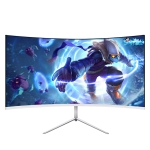 32 inch 144Hz HD 1080P Curved Screen Narrow Frame MVA LCD Display Gaming Monitor