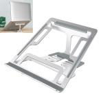 NILLKIN FlexDesk Adjustable Laptop Stand (Silver)