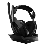 Logitech Astro A50 Multi-function Base Station Wireless Gaming Headset Microphone, Built-in USB Sound Card