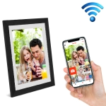 G100 10.1 inch LCD Screen WIFI Cloud Album Digital Photo Frame Electronic Photo Album with Touch Rotating Screen & Video Push (AU Plug)
