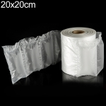 Thick Air Inflatable Bag Shockproof Filling Bag Express Packaging Bag, Size: 20x20cm