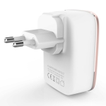LDNIO A4404 4.4A 4 x USB Ports Smart Travel Charger, EU Plug