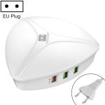 LDNIO A6801 6 x USB Ports QC3.0 Smart Travel Charger, EU Plug