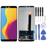 LCD Screen and Digitizer Full Assembly for ZTE Nubia V18 NX612J (Black)