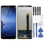 LCD Screen and Digitizer Full Assembly for ZTE Nubia N3 / NX608J / NX617J (Black)
