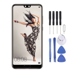 TFT Material LCD Screen and Digitizer Full Assembly (NotSupportingFingerprintIdentification) for Huawei P20 Pro