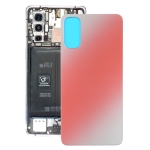 Battery Back Cover for OPPO Reno4 5G(Red)