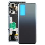 Battery Back Cover for Vivo X50 Pro(Black)