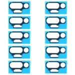 10 PCS Camera Lens Cover Adhesive for Huawei P20 Pro