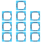 10 PCS Camera Lens Cover Adhesive for Huawei Mate 30 Pro