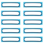 10 PCS Camera Lens Cover Adhesive for Huawei Honor 20 / Nova 5T