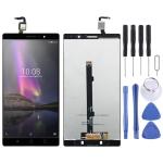 LCD Screen and Digitizer Full Assembly for Lenovo Phab2 PB2-650 PB2-650N PB2-650M PB2-650Y(Black)