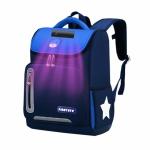 Ultraviolet Disinfection Bag Travel Backpack Children Learning Fashion School Bag(Dark Blue)