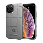 For iPhone 12 5.4 Full Coverage Shockproof TPU Case(Grey)