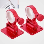 2 PCS Split Umbrella Stand for Folding Umbrella Stand Fishing Box(Red)