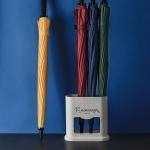 Creative Drain Umbrella Rack Umbrella Four-hole Storage Rack at Home Entrance(Color Random Delivery)