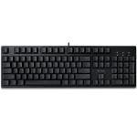 Rapoo V860 Desktop Wired Gaming Mechanical Keyboard, Specifications:104 Keys(Tea Shaft)