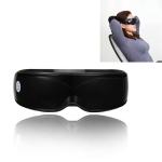 Magnetic Eye Health Exercise Eye Massage Instrument Charging Nurse Myopia Eye Protector, Colour:Black