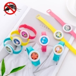 20 PCS Mosquito Repellent Bracelet Adult Children Outdoor Anti-mosquito Repellent Bracelet, Random Color Delivery