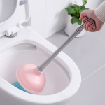 4 PCS Sewer Toilet Pipes Dredges Household Tools Water Suction, Random Color Delivery