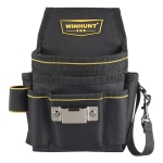 WINHUNT Multi-function Canvas Electrical Hardware Tool Bag Repair Pocket