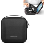PGYTECH Portable PU Nylon EVA Storage Bag for DJI TELLO (Black)