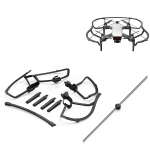PGYTECH Height Extender Leg Landing Bracket + Propeller Protective Covers + Anti-collision Ring for DJI Spark