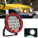 20W 7 inch Car Round Spotlight Work Light