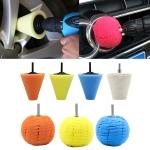 7 in 1 3 inch Car Polishing Disc Set Wheel Rim Polishing Waxing Sponge