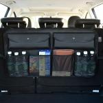 Universal Car Trunk Sundries Storage Bag Car Rear Seat Net Pocket Bag (Black)
