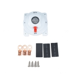 Car Auto RV Marine Boat 6-32V High Power Battery Isolator Disconnect Switch Cut with Cable