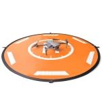 STARTRC 110cm Portable Folding Parking Apron for DJI Mavic / Phantom (Black+Orange)