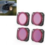 4 PCS PGYTECH P-16A-035 NDPL8 / 16 / 32 / 64 Lens Filter for DJI Mavic Air 2 Drone Accessories