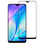 For Xiaomi Redmi 9C Full Glue Full Screen Tempered Glass Film
