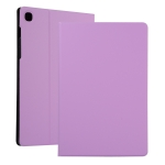 For Huawei Enjoy Tablet 2 10.1 inch Voltage Elastic Texture Horizontal Flip Leather Case with Holder(Purple)