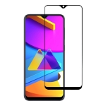 For Samsung Galaxy M10s Full Glue Full Screen Tempered Glass Film