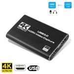 Drive-free USB 3.0 HDMI HD 4K Video Capture
