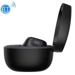 Baseus WM01 Encok Bluetooth 5.0 Mini True Wireless Bluetooth Earphone with Charging Box(Black)